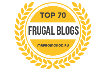 Banners for Top Global 70 Frugal Blogs